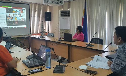 Mine Rehab Fund Committees for mining projects in Palawan meet for Q3 2020 virtual meetings