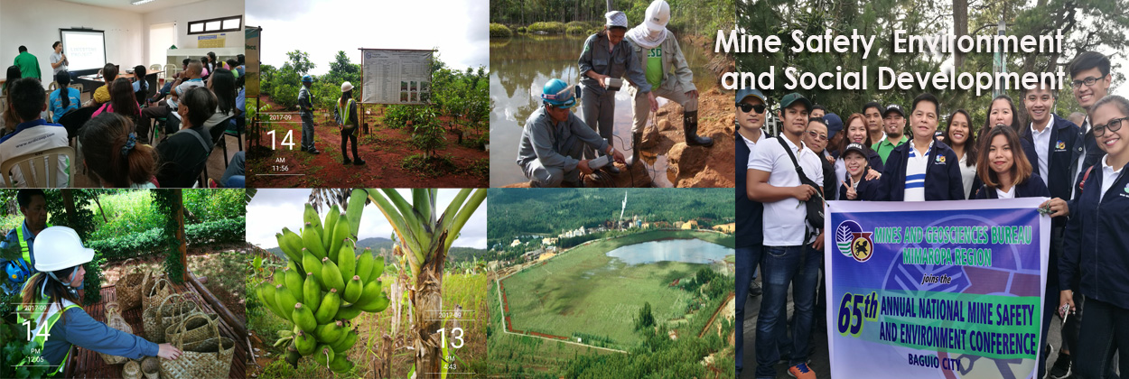 Mine Safety Environment and Social Development